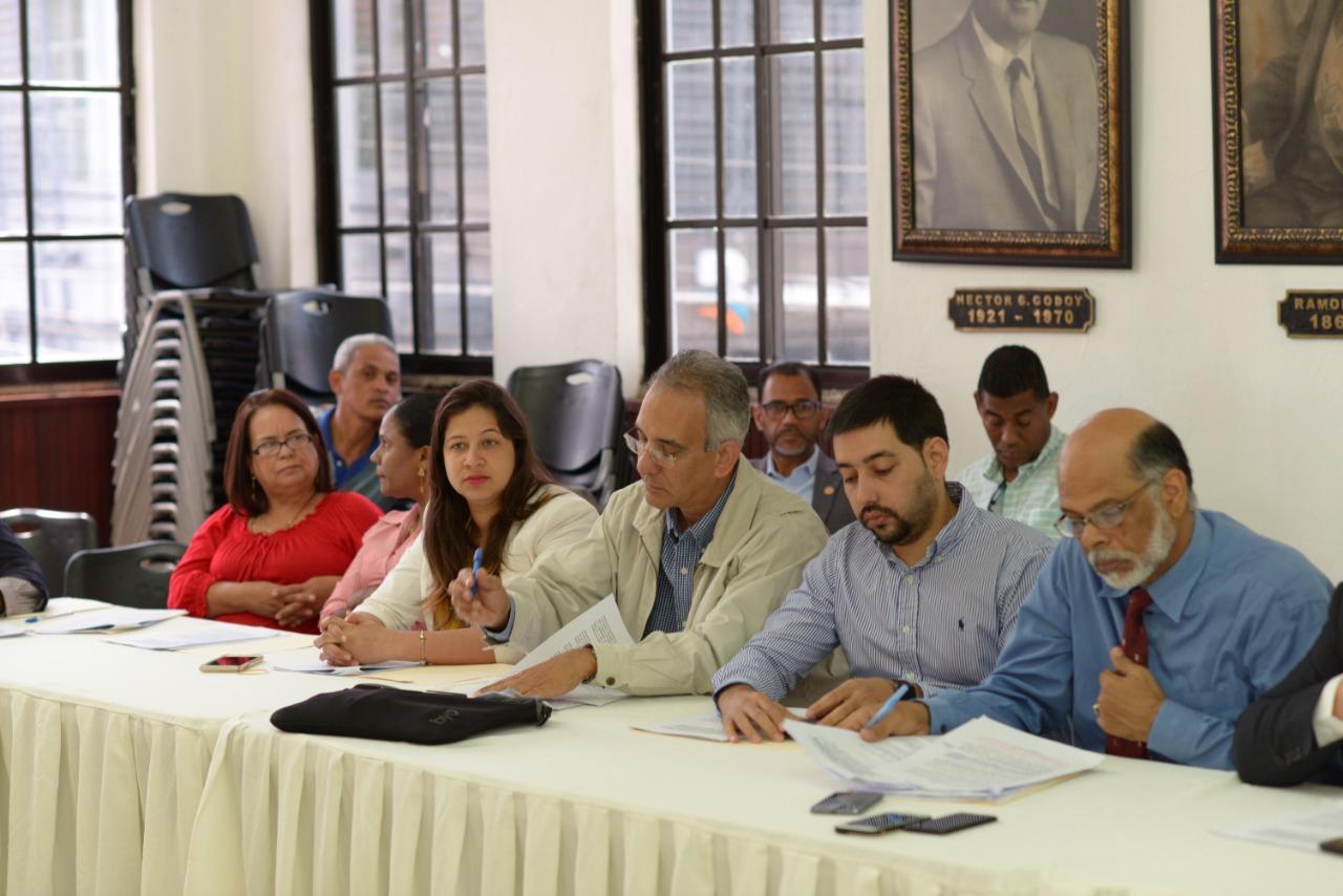 La Alcaldía De Moca Sigue Trabajando En El Plan De Ordenamiento Territorial.