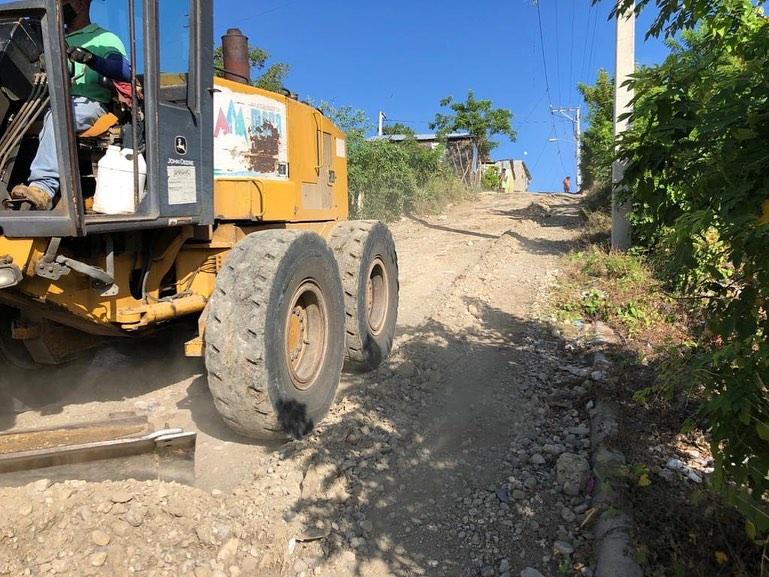 El Alcalde de Moca Miguel Guarocuya Cabral y el Concejo de Regidores continúan trabajando en el bienestar de las comunidades